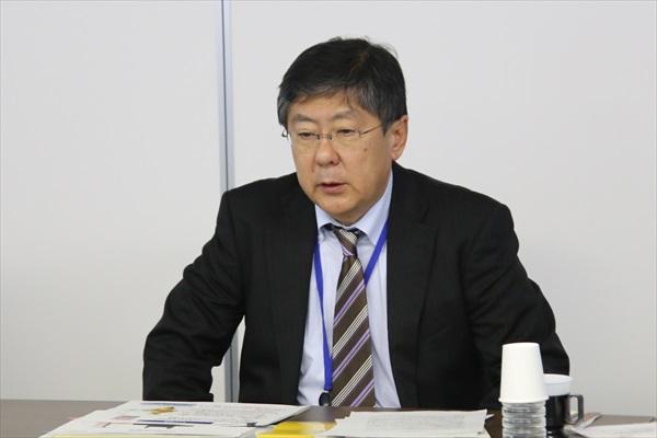 「わが国とインドとの関係発展」 梨田和也・外務省南部アジア部長