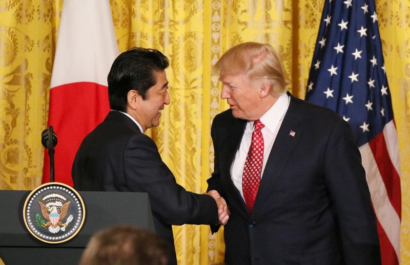 【第421回】「外堀」埋めて「本丸」攻略狙った安倍首相