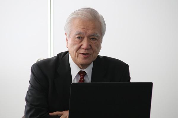 「米トランプ政権の現状と経済」 渡辺博史・国際通貨研究所理事長