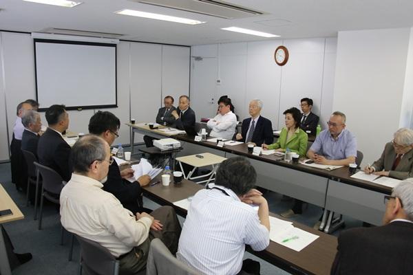 「日台交流会議を初開催」 国基研企画委員会