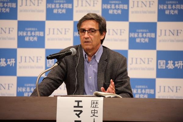 国基研創立10周年シンポジウム 『世界の近未来を予測する―日本は生き残れるのか?』