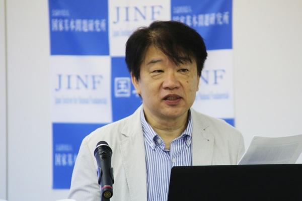 「最近の欧州情勢をめぐる状況」  渡邊啓貴・東京外国語大学教授