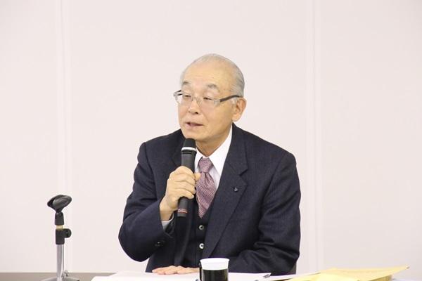 「電気事業を巡る課題」 貫正義・九州電力相談役