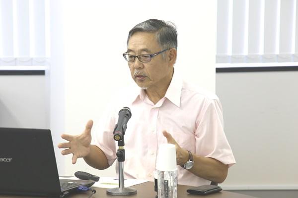 「世界を揺るがす通商問題」 山下一仁・キャノングローバル戦略研究所 研究主幹