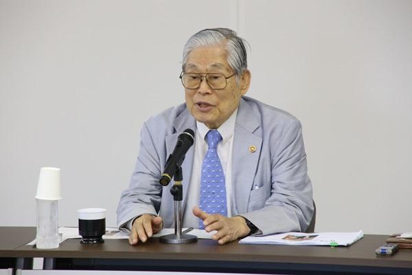 「赤化する韓国に未来はあるか」 李度珩(イ・ドヒョン)・前『韓国論壇』社長