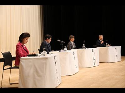 月例研究会「危機に立つ日韓関係」