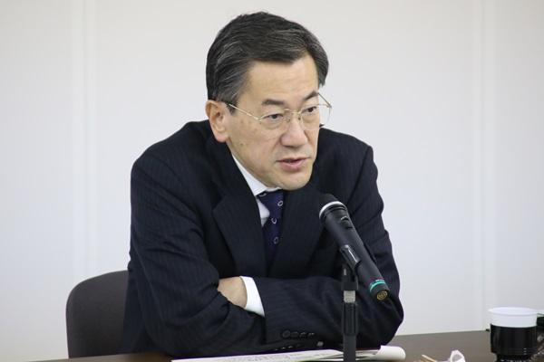 「最近の経済外交-G20外相会合、日米貿易協定、RCEP等」 山上信吾・外務省経済局長