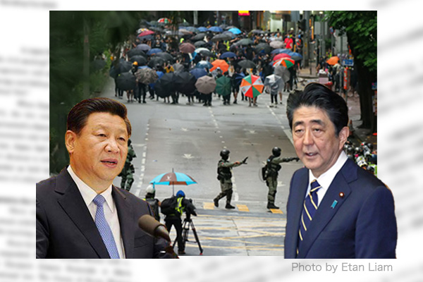 【第637回】中国に立ち向かう姿勢を強化せよ