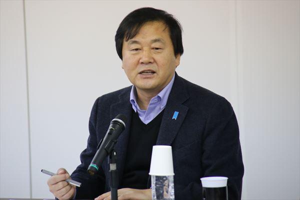 「北朝鮮最新情勢」 金聖玟(キムソンミン)自由北韓放送代表