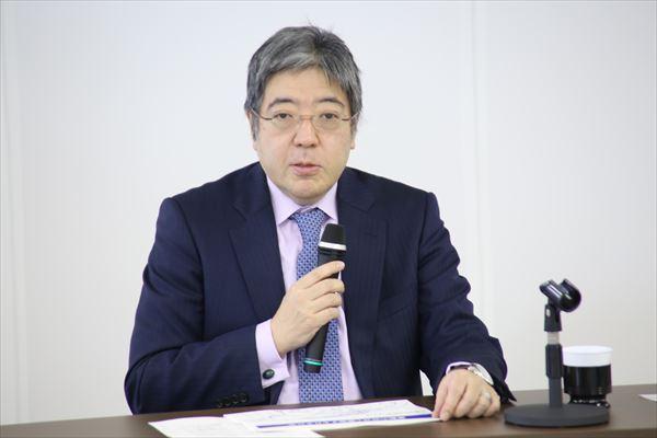 「激動の欧州と直面する日本外交」 正木靖・外務省欧州局長