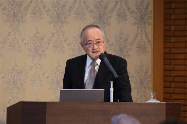 湯浅主任研究員が名古屋で講演 「国難来たる-令和の決意-」