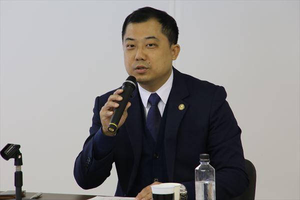 「台湾総統選後の台湾情勢、新型コロナウイルス、米台、日台の関係」 林彦宏氏