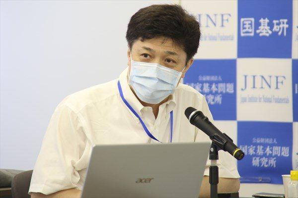 「台湾・蔡英文政権2期目の課題」 松田康博・東京大学教授