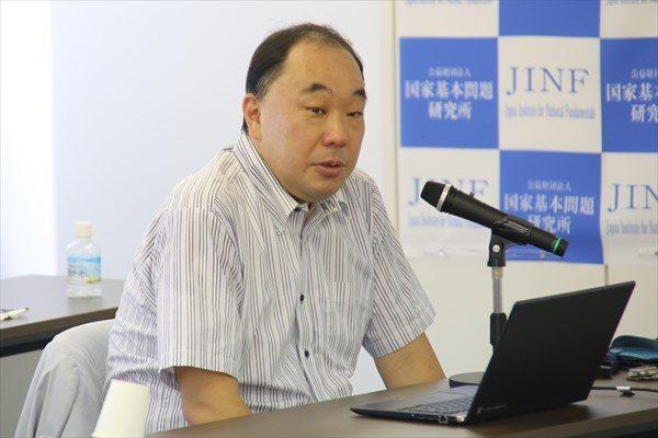 「ポストコロナの世界秩序と米大統領選~日本の対応はいかに~」 簑原俊洋・神戸大学教授