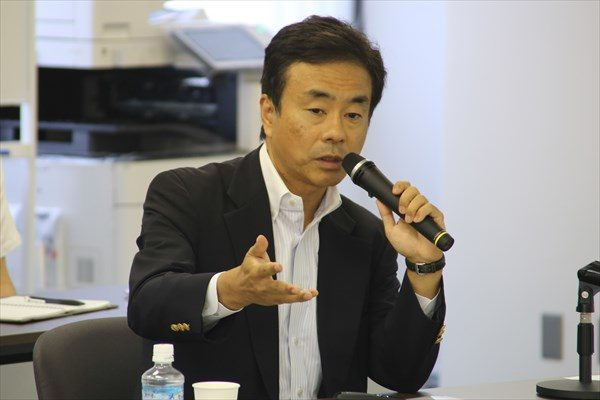 「新たな情報通信技術の挑戦 ―ネットワークオープン化とオール光ネットワークへ―」 柳瀬唯夫・NTT取締役副社長