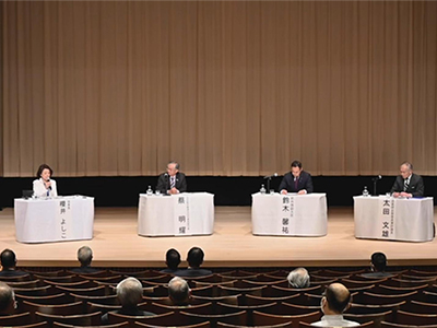 月例研究会「台湾有事は日本有事だ」