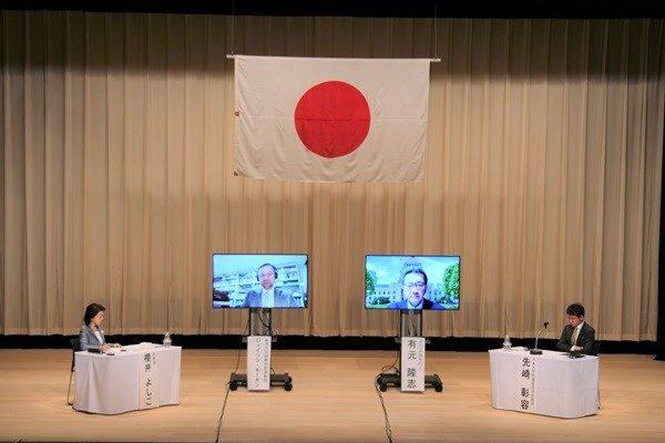 月例研究会 「危機感なき日本の正体 ― 菅政権への注文」 開催