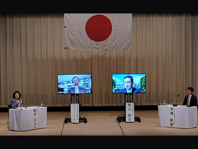 月例研究会 「危機感なき日本の正体 ― 菅政権への注文」